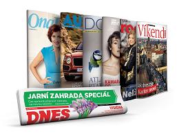 Časopisy MF DNES