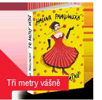 Kniha Tři metry vášně ZDARMA k MF DNES