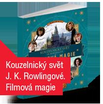 Kniha Kouzelný svět J. K. R.: Filmová magie ZDARMA k MF DNES