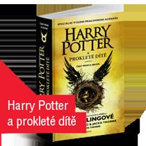 Kniha Harry Potter a Prokleté dítě ZDARMA k MF DNES