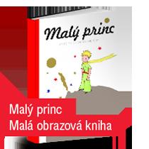 Kniha Malý princ - Malá obrazová knihaZDARMA k MF DNES