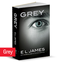 Kniha Grey ZDARMA k MF DNES