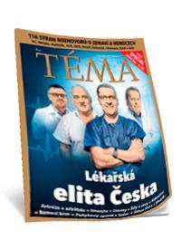 Speciál TÉMA Lékařská elita Česka II. díl