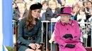 Královně se nelíbí, co si Catherine obléká. Sepsala proto další pravidla, která...