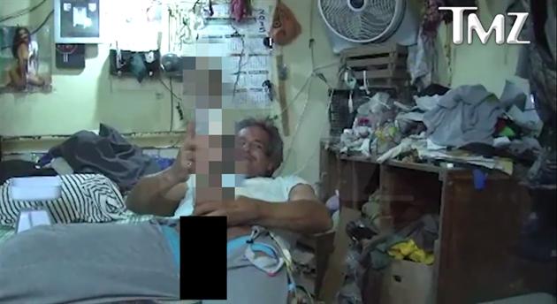 webkamera dívka stříká