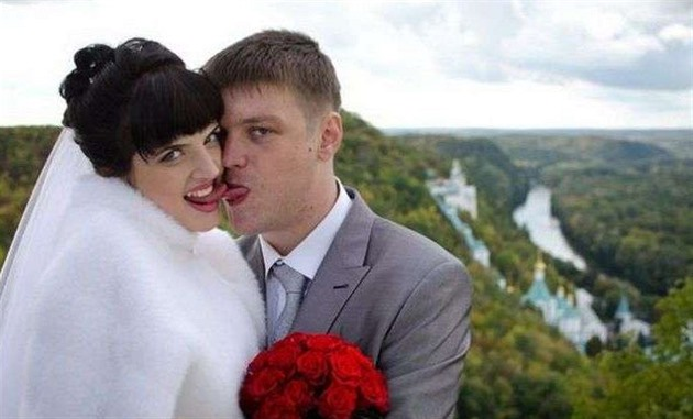 Svatby Po Rusku 10 Nejbizarnejsich Fotografii Expres Cz