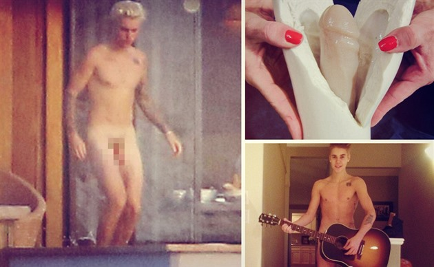 Jak velký je Justin Biebers Penis