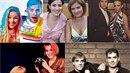 Které celebrity mají stejně úspěšného sourozence a které naopak?