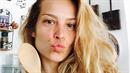 Petra Němcová je krásná i bez make-upu.