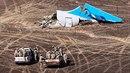 Názory, že za nehodou ruského letadla stojí teroristický útok stále sílí....