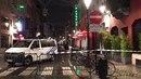 V neděli v noci policisté uzavřeli během protiteroristické akce několik ulic....