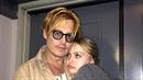 Johnny Depp se o svůj dospívající poklad pořádně strachuje.