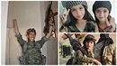 Kurdové jsou bojovníci.