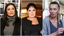 Mahulena Bočanová, Dáda Patrasová, Alice Bendová. Tři herečky, které se stali...