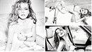 Lindsay Lohan se po letech nečinnosti snaží upoutat pozornost.