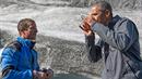 Obama musel v pořadu vypít vlastní moč.