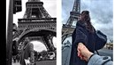 Leoš Mareš si zaletěl na jednodenní výlet do Paříže.