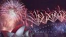 Sydney slaví nový rok.