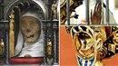 Některé ostatky svatých provází podivné příběhy.