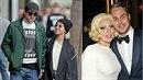 Šťastně zasnoubená je třeba Lady Gaga nebo Robert Pattinson a zpěvačka FKA...
