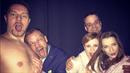 Jitka Schneiderová a Filip Blažek řádili po představení se svými kilegy...