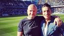 Michal Hrdlička a Karel Kuba vyrazili společně na fotbal do Španělska.