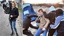 Kameramanka Maaike Engelsová popsala, jak vypadá natáčení v Calais.
