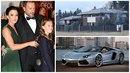 Druhý manžel Gábiny Partyšové devětatřicetiletý Daniel Farnbauer je nejen...