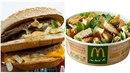 Co od McDonald´s má více kalorií - burger nebo salát?