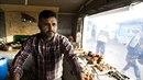 Afghánský uprchlík Mohammed Safi pracuje jako šéfkuchař v nechvalně proslulém...