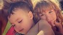 Krainová se svými dětmi často cestuje do zahraničí. Nejspíš je připravuje na...