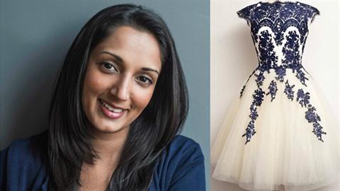 1a205193b0c Nevěsta si objednala krásné svatební šaty. Podívejte