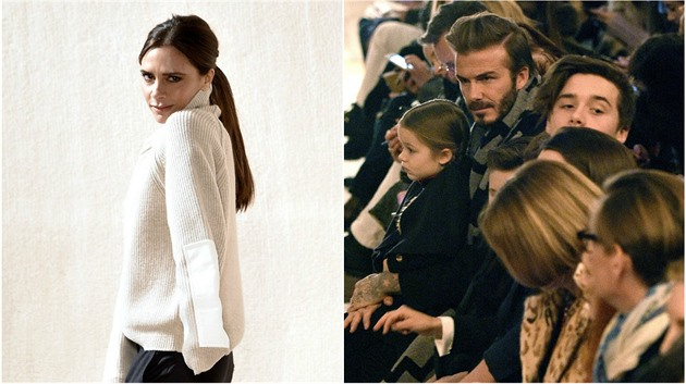 Victoria Beckham vyhrála NY Fashion Week  Její šaty byste oblékly i ... a9852e4d0e