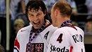 Jaromír Jágr vyhrál všechny tři hlavní hokejové trofeje: Stanley Cup, olympiádu...