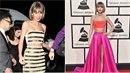 Hvězda udílení cen GRAMMY Taylor Swift  v noci pěkně řádila. Po taxíku...
