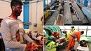 Londýnští záchranáři zasahovali u hrozivě vypadající nehody metra. Naštěstí se...