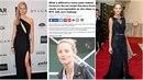 Tak to je trapas. Britský Dailymail si spletl modelku Michaelu Kociánovou s...