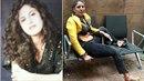 Ikonický snímek zraněné z Bruselu. Žena na fotografii je Nidhi Chaphekar.