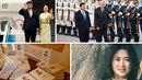 Čínský prezident na návštěvě v Česku