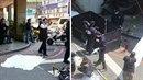 Muž uřízl hlavu tříleté holčičce přímo na ulici.