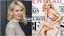 Naomi Watts promluvila otevřeně o botoxu. Čtenáři se však rozčilují nad obálkou...