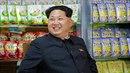 Tlustý severokorejský diktátor Kim Čong Un se netají tím, že si rád nechá...