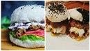Sushi burger je hit.