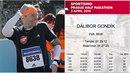 Dalibor Gondík uběhl sobotní půlmaraton v luxusním čase. Ani ne půl hodiny po...