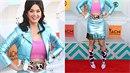 Katy Perry na událení cen CMA předvedla bláznivý kravičkový model.