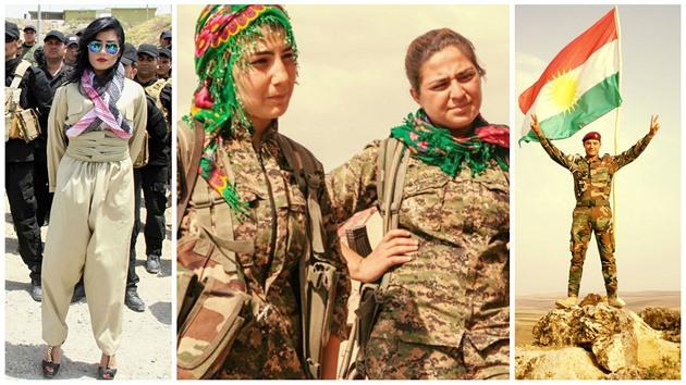 Výsledek obrázku pro olser trump kurdové Sýrie