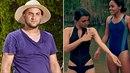 Muslimský soutěžící Rizwan Shabir odstoupil z britské trosečnické reality show...