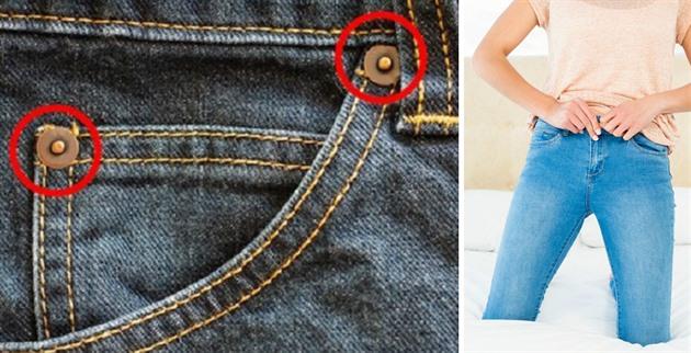 K čemu jsou cvočky na džínách  Je to geniální nápad! - Expres.cz 658b044b99