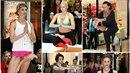 Ivana Jirešová se předvedla jako profesionální jogínka. Kdo se k ní přidal?