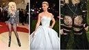 MET Gala se opět stala přehlídkou luxusu i nevkusu.